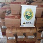 Vinhos e pneus contrabandeados são apreendidos nas cidades de Francisco Beltrão e Peabiru
