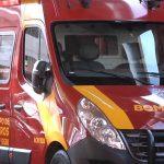 Por falta de efetivo, ambulância do Corpo de Bombeiros de Umuarama está parada
