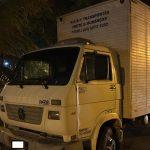 PM recupera caminhão roubado e encaminha adolescente em Maringá