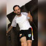 Motoboy Diego Grejanin recebe alta e deixa hospital após grave acidente em Umuarama