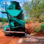 Polícia Ambiental aplica mais de R$ 25 mil em multas e flagra descarte irregular de concreto no Paraná