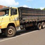 Caminhão carregado com cigarros contrabandeados é apreendido entre Umuarama e Xambrê
