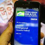 Caixa credita auxílio emergencial para nascidos em fevereiro