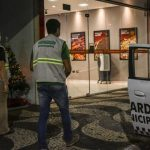 Fiscalização sobre cumprimento de medidas preventivas à Covid continua em Umuarama