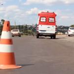 Homem fica ferido após sofrer queda de bicicleta na PR-323, em Umuarama