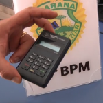 PM prende homem que furtou objeto de dentro de carro em Umuarama