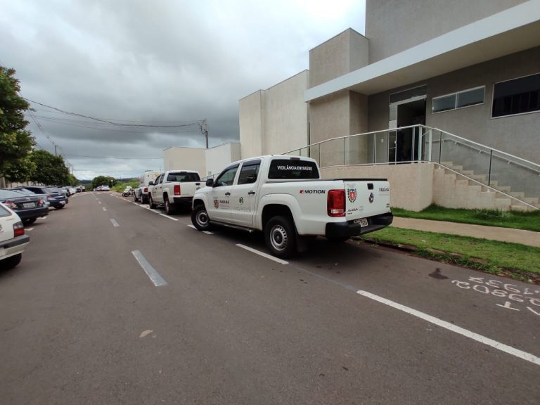 Primeiras doses da vacina contra Covid-19 chegam em Umuarama