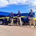Polícia Rodoviária Federal reforça fiscalização no período do carnaval no Paraná