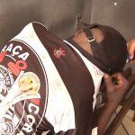 Homem é preso após ser flagrado furtando fiação de residência em Umuarama