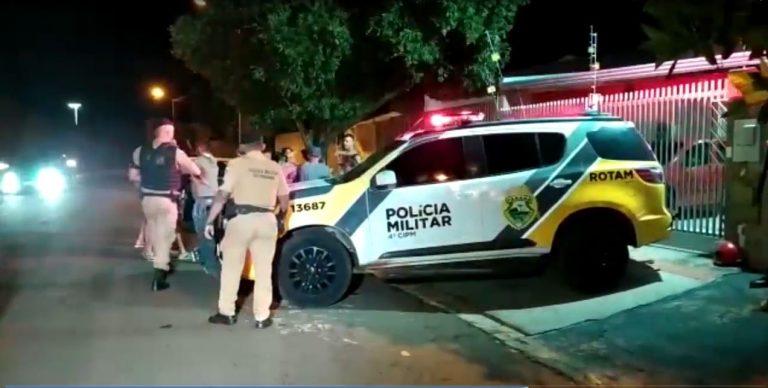 Umuarama é a 18ª cidade do Paraná com maior número de mortos em confronto