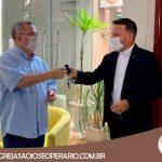 Padre Machado assume diretoria da Rádio Inconfidência de Umuarama