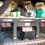Policiais do DOF realizam maior apreensão do ano com 20 toneladas de maconha