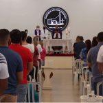Fiéis da Igreja Católica celebram a Quarta-Feira de Cinzas