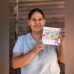 Moradora de Umuarama ganha prêmio de R$ 10 mil pelo Vale Sorte