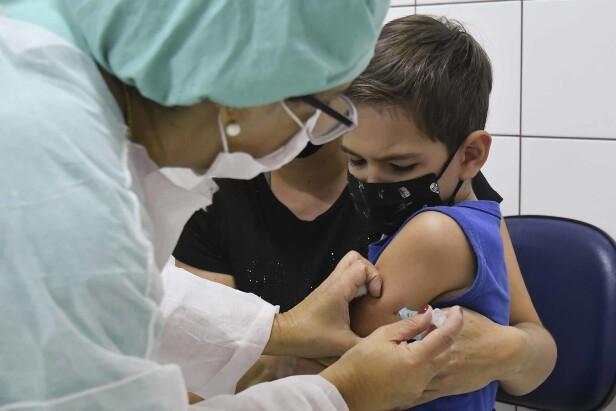 Vacina contra a gripe será aplicada neste sábado para grupos diferenciados
