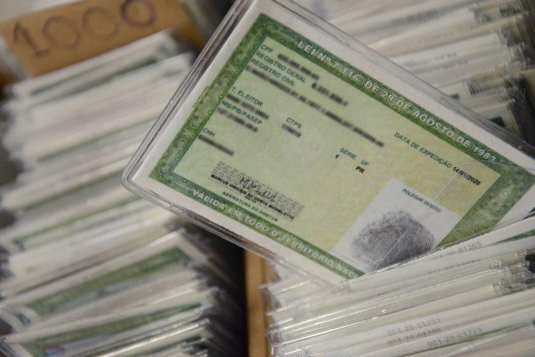 Polícia Civil emite mais de 49 mil RGs em sistema online no 1º quadrimestre