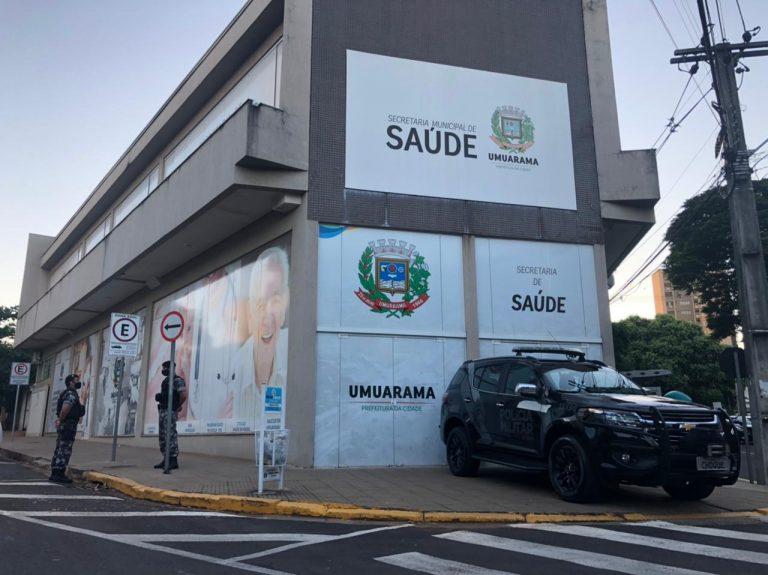 Secretária de saúde de Umuarama é afastada do cargo, diz Ministério Público