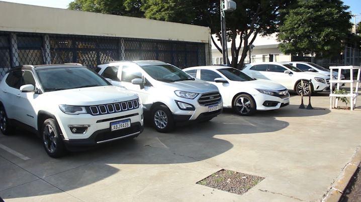 Confira quem são os proprietários dos carros apreendidos na 2ª fase da Operação Metástase