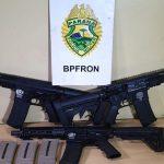 Circulação de armas de fogo cai 10% no Paraná no primeiro quadrimestre