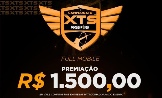 Campeonato XTS Free Fire insere Umuarama no circuito de gamers