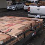 BPFron apreende mais de 30 caixas de cigarros contrabandeados em Umuarama
