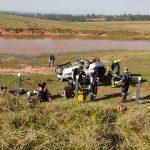 Acidente grave envolvendo dois carros é registrado entre Umuarama e Serra dos Dourados