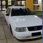 Motorista faz manobra perigosa, cruza com policiais e tem veículo apreendido em Umuarama