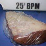 Homem é preso após furtar 1,5 kg de picanha de supermercado em Umuarama
