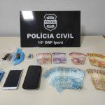 Operação contra o tráfico de drogas cumpre mandados de busca e apreensão em Iporã