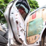 Carros são apreendidos com 2,5 mil pacotes de cigarros contrabandeados em Mariluz