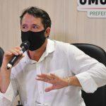 Hermes Pimentel assume a Prefeitura de Umuarama