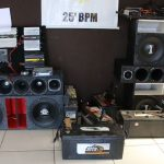 PM apreende aparelhos de som após denúncias de perturbação do sossego em Umuarama