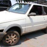 PM de Umuarama recupera carro que havia sido furtado em 2019