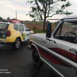 Dois dos três veículos furtados na região de Umuarama foram recuperados