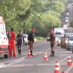 Dobra o número de mortes em acidentes nas rodovias estaduais do Paraná durante feriado prolongado
