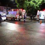 Colisão entre carro e motocicleta deixa irmãos feridos em Umuarama