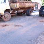 Moradores reclamam de buracos em ruas do Jardim São Cristóvão, em Umuarama